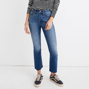 Madewell Cali Demi Boot Back Seam Edition Size 32